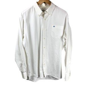 Southern Tide Solid Button Down Skipjack Shirt XL